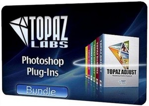 Topaz Labs Plug-In Bundle + photoFXlab for Photoshop 10.2012