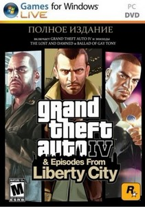 Grand Theft Auto IV: Complete Edition (2010/Rus/Eng/Multi6/Repack by Dumu4)