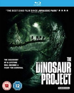 Проект Динозавр / The Dinosaur Project (2012/HDRip/1400Mb)
