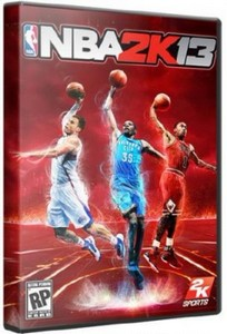 NBA 2K13 (2012/ENG/MULTi7)