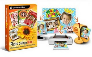 Photo Collage Max 2.1.5.6 Portable by SamDel RUS
