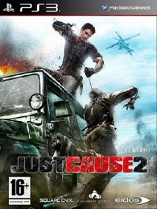 Just Cause 2 (2010/PS3/RUS/RePack by Afd) [2xDVD5]