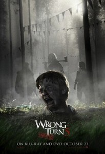 Поворот не туда 5 / Wrong Turn 5 (2012/DVDRip/1400Mb)