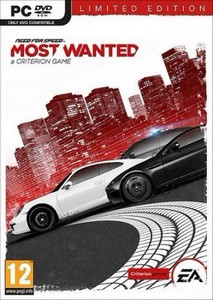 Need for Speed: Most Wanted. Limited Edition (2012/Rus/Eng/Ger/Repack by Du ...