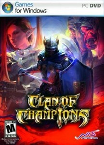 Clan of Champions (2012/PC/ENG/FAIRLIGHT)