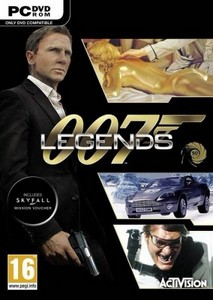 James Bond: 007 Legends CRACK by FLT (2012/RUS/ENG)
