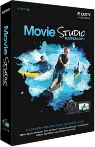 Sony Movie Studio Platinum 12.0.575 Rus Portable by punsh