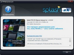 Splash PRO EX 1.13.0 with Action! 1.12.0 + Portable