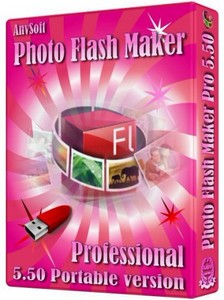 AnvSoft Photo Flash Maker Professional 5.50 Portable Eng/Rus