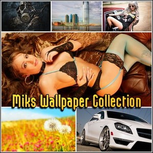 Miks Wallpaper Collection