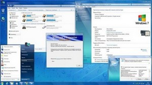 Windows 7 Enterprise SP1 IDimm Edition v.14.12 (х86/x64/RUS/2012)