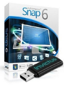 Ashampoo Snap 6.0.2 Portable by Invictus