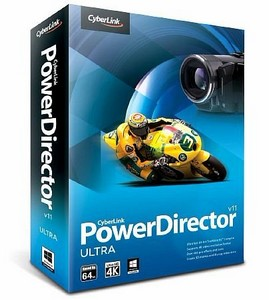 CyberLink PowerDirector 11 Ultra v 11.0.0.2215 ML-RUS Portable