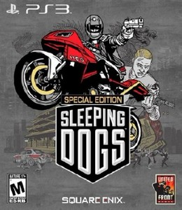 Sleeping Dogs (2012/PS3/RUS/RePack by Afd) [2хDVD5]