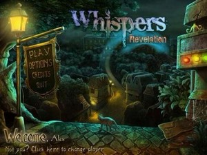 Whispers: Revelation (2012/Eng) Beta