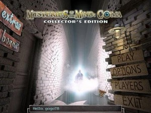 Mysteries of the Mind: Coma Collectors Edition (2012)