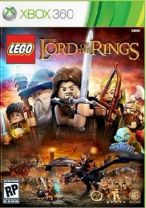 LEGO The Lord of the Rings (2012/ENG/RF/XBOX360)
