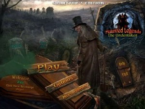Haunted Legends 3: The Undertaker Collector's Edition (2012)