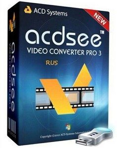 ACDSee Video Converter Pro 3.0.34.0 Portable Rus