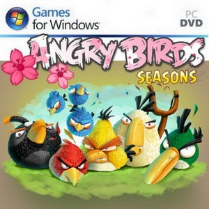 Angry Birds Seasons v3.1.0.(2011/PC/Eng)
