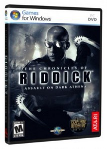 The Chronicles of Riddick - Assault on Dark Athena (2009/RUS/ENG) RePack от ...