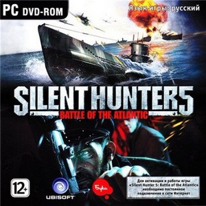 Silent Hunter 5: Battle of the Atlantic (2010|Rus|PC от R.G. Игроманы)