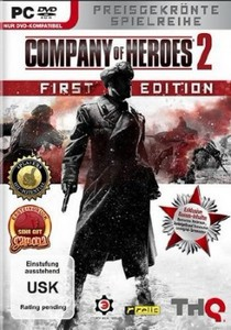 Company of Heroes 2 (2012/ENG/Alpha)