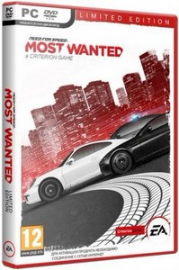 Need for Speed: Most Wanted. Limited Edition v.1.3.0.0 + 5 DLC (2012/RUS/Re ...