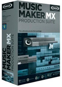 MAGIX Music Maker MX Production Suite v18.0.3.0