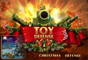 Toy Defense - Christmas Defense (2012) PC