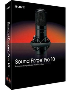 SONY Sound Forge Pro 10.0e Build 507 RePack by MKN