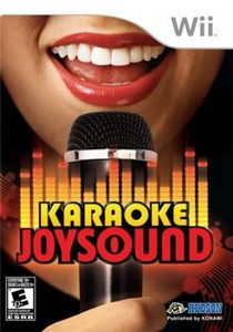 Karaoke Joysound (2012/Wii/ENG)