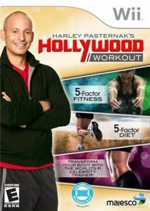 Harley Pasternak's Hollywood Workout (2012/Wii/ENG)