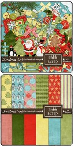 Scrap Set - Shristmas Toy! PNG and JPG Files