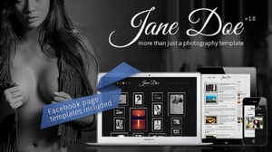 Mojo-Themes - Jane Doe - Photography Responsive HTML5 Template