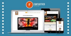 ThemeForest - Fantastico - Landing Page