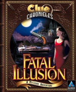 Clue Chronicles: Fatal Illusion (1999/PC/RePack/RUS)