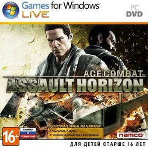Ace Combat: Assault Horizon Enhanced Edition (2013/RUS/ENG/RePack by R.G.Re ...
