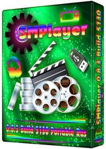 SMPlayer 0.8.3 Build 5130 Eng/Rus Portable by KGS
