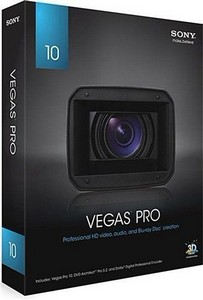 Portable Sony Vegas Pro 10.0e Build 737 by punsh