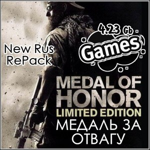 Medal of Honor Limited Edition (New Rus RePack)