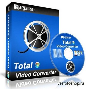 Bigasoft Total Video Converter 3.7.30.4806 Portable by SoftLab