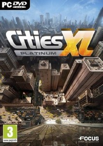 Cities XL Platinum (2013/RUS/ENG/Repack by Audioslave)