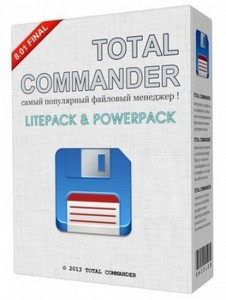 Total Commander 8.01 LitePack | PowerPack 2013.1 Final RePack/Portable by D ...