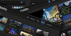 ThemeForest - Mobility v2.0 - Wordpress Theme for Web and iPad - FULL