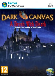 Dark Canvas: A Brush With Death - Collector's Edition (2013/RUS/P)