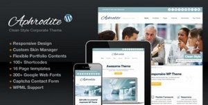 ThemeForest - Aphrodite v1.1 - Responsive Corporate Business Portfolio