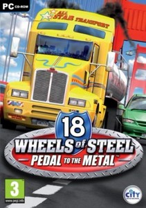 18 Wheels of Steel: Pedal to the Metal (2004/PC/RePack/RUS)