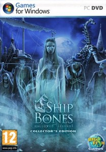 Hallowed Legends 3: Ship of Bones - Collector's Edition (2013/ENG/P)