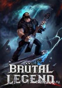 Brutal Legend + DLC (MULTi5/ENG/DL) Steam-Rip от R.G. Игроманы